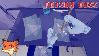 PRISON BOSS VR [FR] On fabrique et échange des objets pour préparer notre évasion !