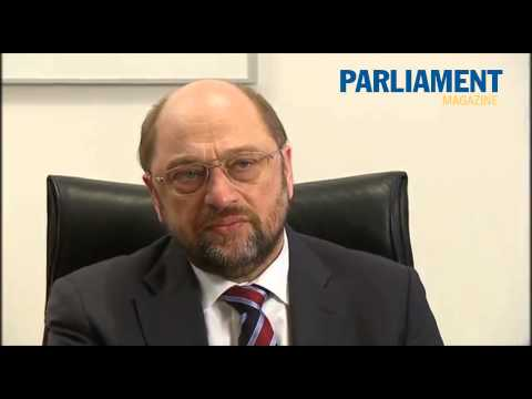 Full interview with Martin Schulz