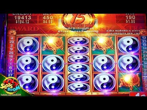 MEGA RE-TRIGGER!!! CHINA SHORES MASSIVE JACKPOT - Morongo Casino