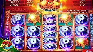 MEGA RE-TRIGGER!!! CHINA SHORES MASSIVE JACKPOT - Morongo Casino