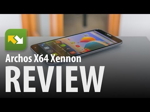 Archos 64 Xenon : Review