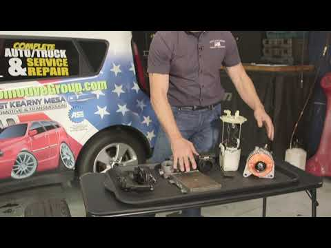What you should know about the parts being installed on your vehicle