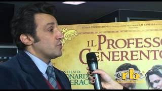 Flavio Insinna, Intervista, Il Professor Cenerentolo, Rb Casting