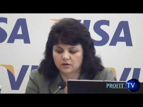 Krassimira Raycheva, Country Manager of Visa Europe to Bulgaria - part 1