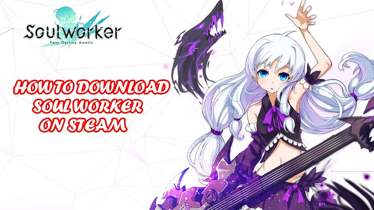 How To Download Soulworker On Steam Sea Region With Na Server Free To Play Game Youtube