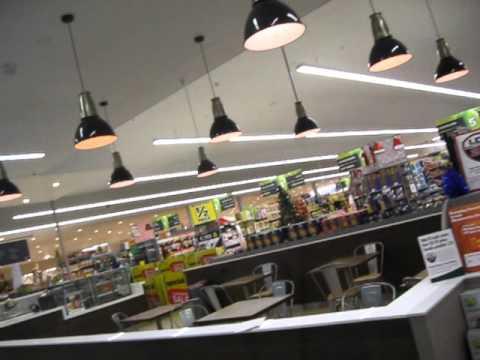 Darwin Australia Nightcliff shopping plaza