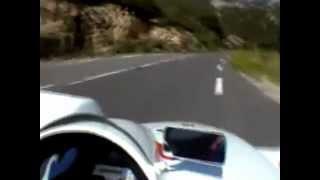 Audi R8 Hillclimb course de cote