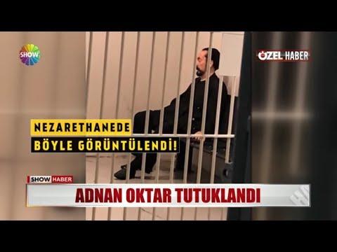 Adnan Oktar tutuklandı