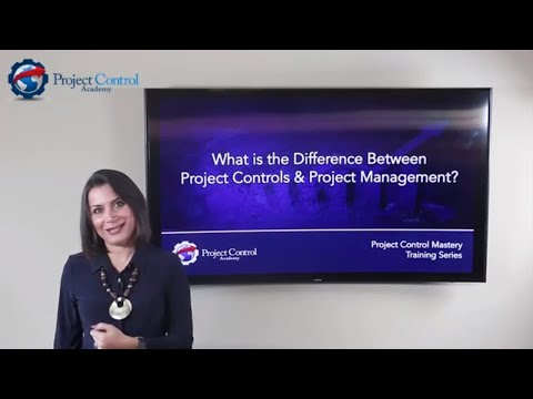 The Difference Between Project Controls & Project Management