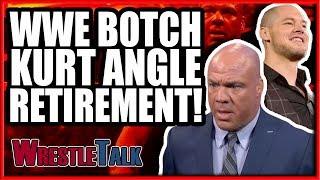 WWE BOTCH Kurt Angle Retirement! AJ Styles WWE Future REVEALED! | WrestleTalk News Mar. 2019