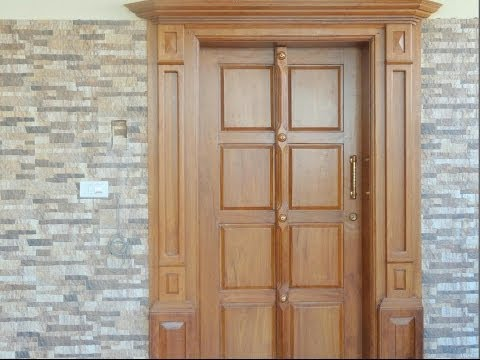 Beautiful front door for a house