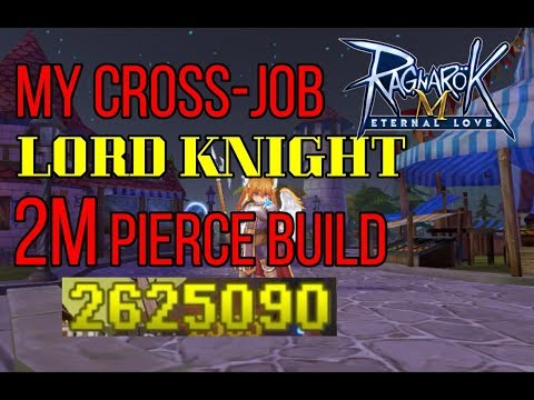 2M PIERCE LORD KNIGHT GUIDE - RAGNAROK MOBILE SEA