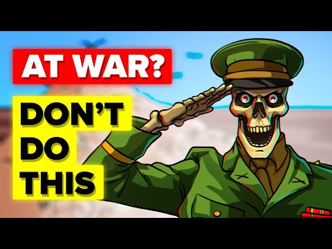How To ACTUALLY Win At War |