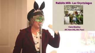 Claire Bleakley: Homeopathic proving of rabbits milk