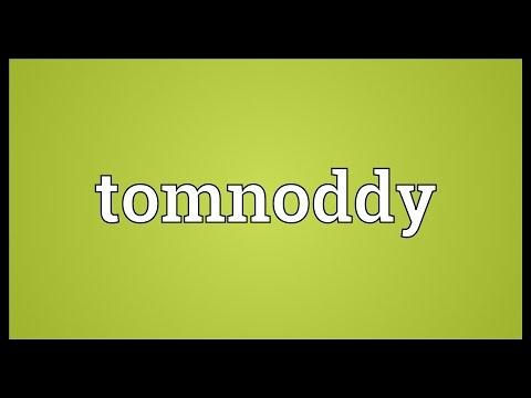 Header of tomnoddy