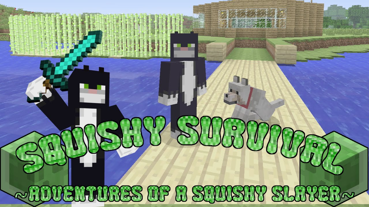 Squishy survival 9 - Squishy Survival 5 Super Sub Island Minecraft Xbox One