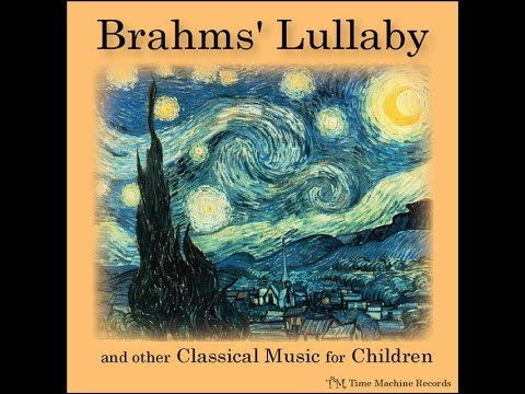 [Music box Cover] Johannes Brahms - Lullaby