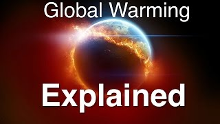 Global Warming explained in easy Graphics