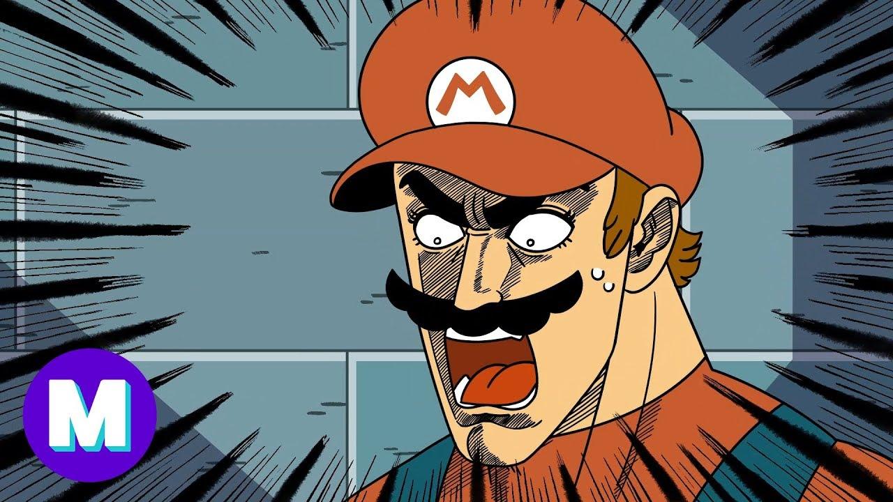 Mario Luigi Super Anime Brothers