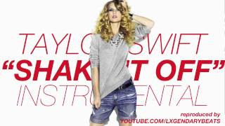 Taylor Swift - Shake It Off (INSTRUMENTAL) w/ DOWNLOAD LINK