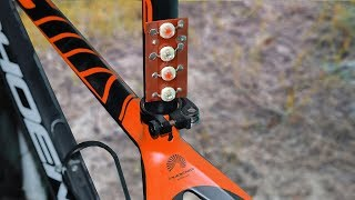 How to make a Bicycle Brake Light at home