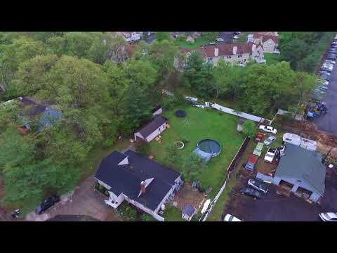 Wharton Brook Park Tornado Damage