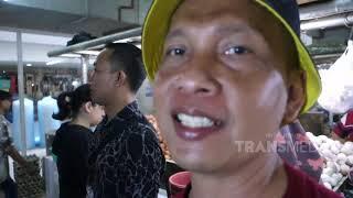 DIARY THE ONSU - Bentrand Yang Belom Sembuh, Maksa Ikut Ke Pasar (18/2/20) PART1