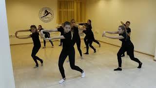 Видео-урок (I-полугодие: декабрь 2019г.) - филиал Центральный, Современный танец, гр.9-16