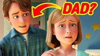 10 نظريات في كارتون قصة لعبة ستدمر طفولتك