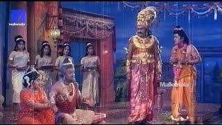 """"""" Vasundhara Vivaham"""" - Sri Krishna Vijayam Movie    NTR   SVR   Jayalalitaa   Jamuna"""