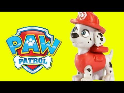 PJ Masks Paw Patrol Play Doh Stop Motion - Romeo Marshall Catboy Owlette Peppa Pig Claymation