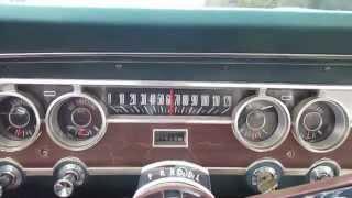 1964 Mercury Comet Caliente Driving