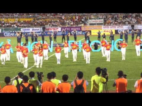 Sẽ chiến thắng - Đông Nhi ft Ông Cao Thắng (Svđ Thống Nhất)-20/11/2015