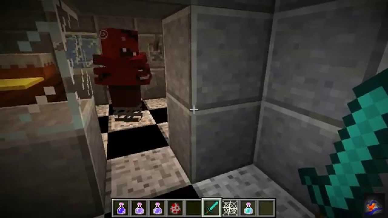 Minecraft fnaf 1 map download | Download at Minecraft