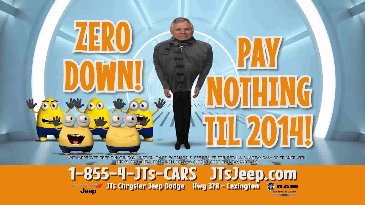 jts chrysler jeep dodge deal tastic me 2013 usa youtube