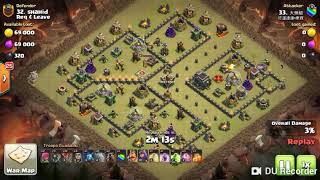 TH 9 WAR ATTACK STRATEGIES FOR 3 STAR (PART-2)