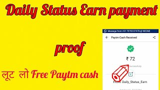 Earn money online payment proof video || by Gaming Life Earn
