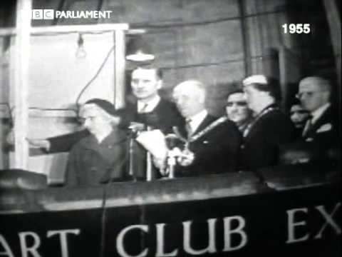 general election 1955 bbc coverage part 1