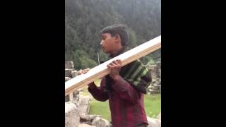 Naranag, Child Labor