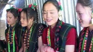badhyata (poon magar cultural movie) PART 5