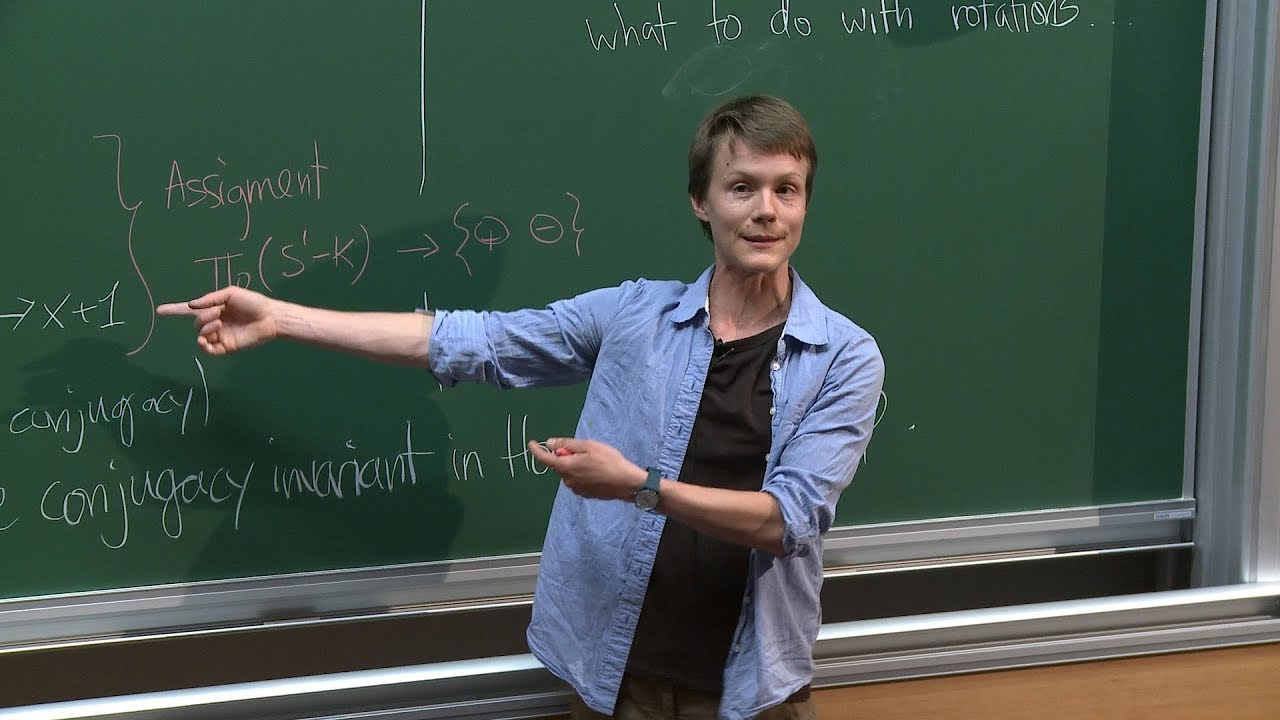 Peter Scholze - The geometric Satake equivalence in mixed