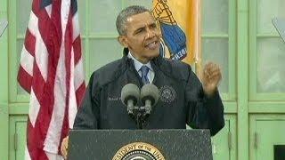 Letter sent to Obama 'similar' to New York 'poison' envelopes