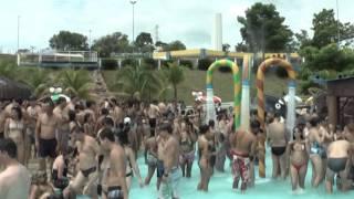 Tema: Verão no Parque Aquático da Cidade da Criança Presidente Prudente