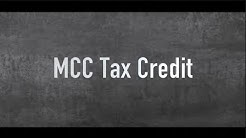 Mortgage Credit Certificate MCC Program