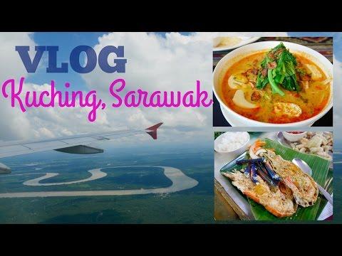 Vlog - Trip to Kuching, Sarawak, Malaysia