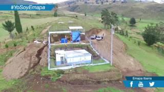 Planta Compacta de Tratamiento de Agua Potable de la comuna La Magdalena