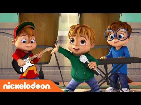 ALVINNN!!! Megamix #2 Sing-Along ft. The Chipettes | #MusicMonday