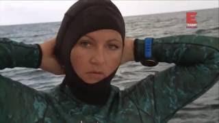 Подводная охота - опасная подводная рыбалка с аквалангом в США ф.6 ч 1
