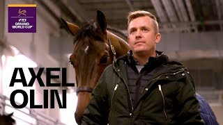 Axel Olin's first time at the FEI Driving World Cup™ - Rider in Focus