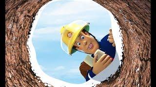 Sam el Bombero en Español 🌟Perdido en una cueva 🔥 Dibujos animados para niños